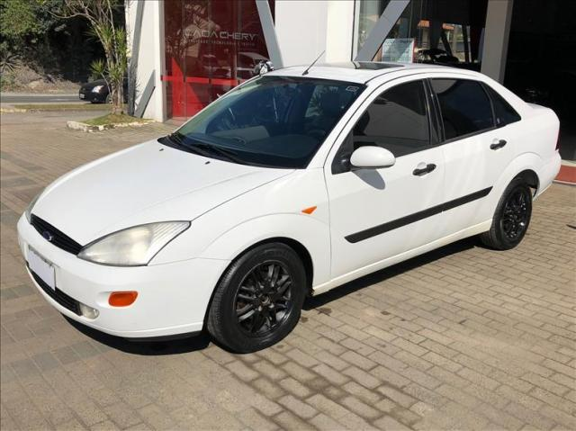 Ford Focus 2.0 Ghia Sedan 16v - Foto 3