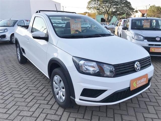 VOLKSWAGEN SAVEIRO 2018/2018 1.6 MSI TRENDLINE CS 8V FLEX 2P MANUAL - Foto 5