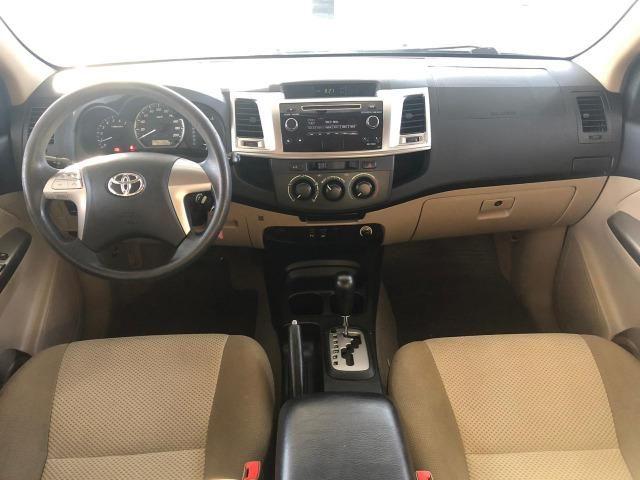 Toyota Hilux SW4_SR_AUT._ExtrANovA_LacradAOriginaL_RevisadA_Placa A - Foto 7