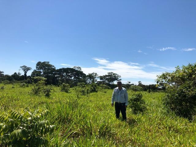 12 alqueires gleba ariranha, aceito permuta imóveis em Tangará - Foto 3