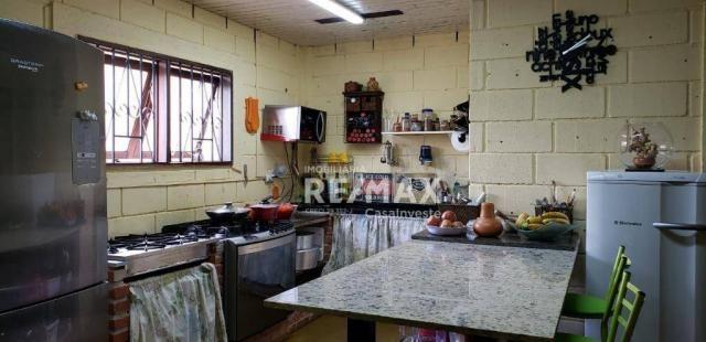 Linda casa com 2 dormitórios à venda, 160 m² por R$ 318.000,00 - Chácara Recanto Verde - C - Foto 17