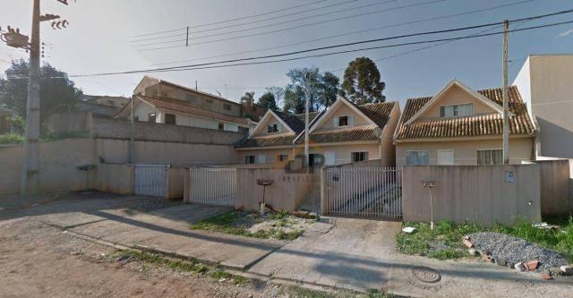 Casa com 3 dormitórios à venda, 79 m² por r$ 163.282 - jardim das graças - colombo/pr - Foto 2