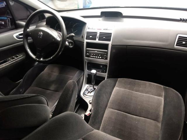 307 sedan feline 2.0 aut. 2008 gnv injetado - Foto 9