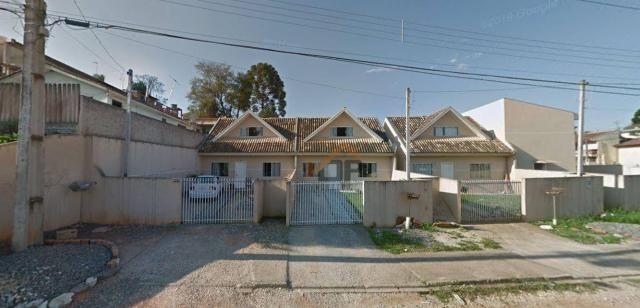 Casa com 3 dormitórios à venda, 79 m² por r$ 163.282 - jardim das graças - colombo/pr