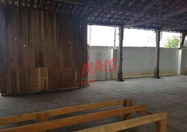 Sobrado comercial para alugar, 530 m² - Vila Mathias - Santos/SP - Foto 6
