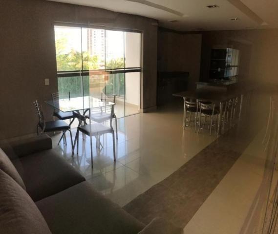 Apartamento à venda com 3 dormitórios em Jardim goiás, Goiânia cod:AP0286 - Foto 3