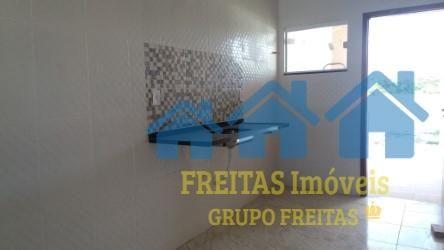 Casa nova com quintal - Foto 6