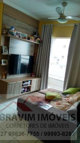 Apartamento com 2 quartos e com vaga coberta - Foto 3