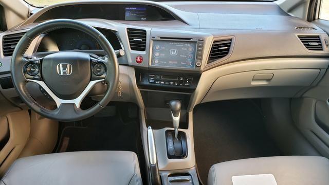 Honda civic lxr 2.0 2014 automático - Foto 3