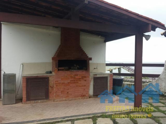 Apartamento em condomínio de frente para a lagoa - Foto 3