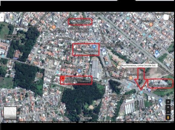 Casa com 6 dormitórios à venda, 139 m² por R$ 320.000,00 - Pinheirinho - Curitiba/PR - Foto 3