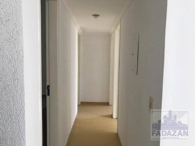 Apartamento para alugar, 87 m² por R$ 1.200,00/mês - Cristo Rei - Curitiba/PR - Foto 11