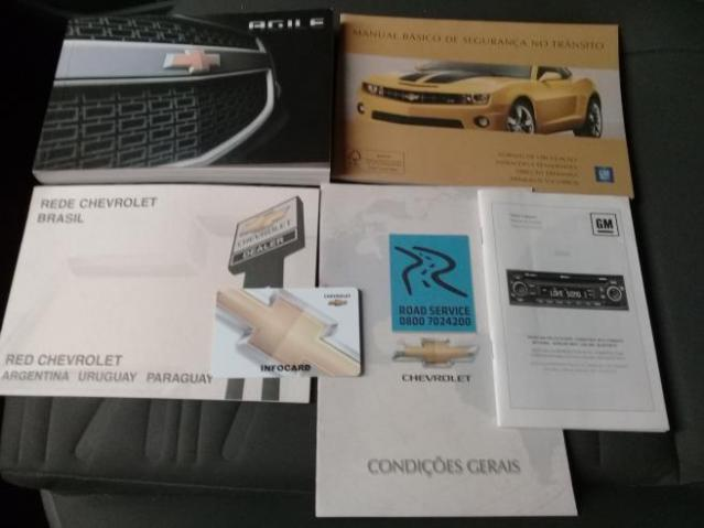 Chevrolet Agile Agile LT 1.4 8V (Flex) - Foto 10