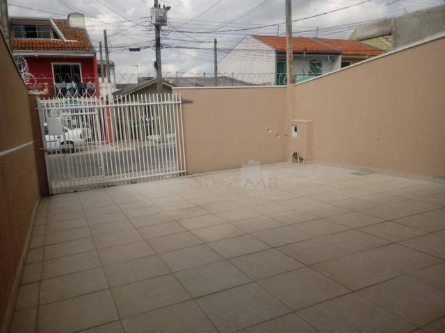 Casa com 1 dormitório para alugar, 40 m² por r$ 1.000,00/mês - pinheirinho - curitiba/pr - Foto 2