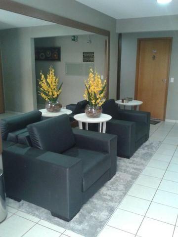 Apartamento Piazza di Napoli 3/4 sendo 01 suite 02 vagas de garagem Sol da manhã - Foto 14