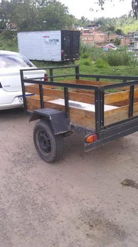 Vende se carrocinha toda conservada 2.000  * - Foto 4