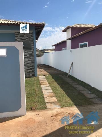 Imóvel Novo 03 Qts (01 suíte) e lavabo, Iguaba Grande - Foto 4