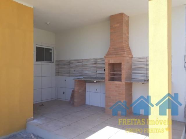 Casa nova com quintal - Foto 3