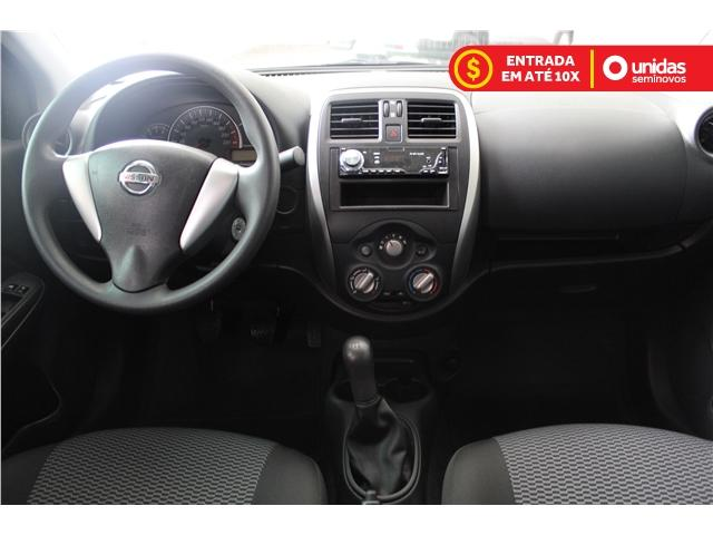 Nissan Versa 1.0 12v flex 4p manual - Foto 7