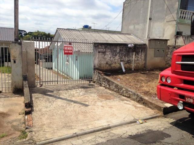 Casa residencial terreno 480 m² (12x40), com 3 casas, Rua Araruna, nº407, Pinheirinho. - Foto 7