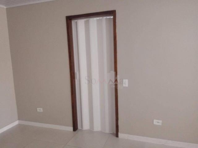 Casa com 1 dormitório para alugar, 40 m² por r$ 1.000,00/mês - pinheirinho - curitiba/pr - Foto 15