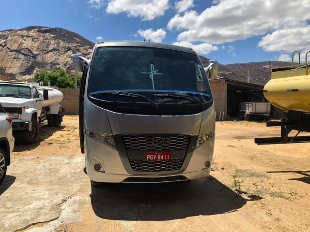 Vendo Micro-Ônibus Volare Motor DW9 - Foto 10
