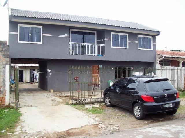 Sobrado com 5 dormitórios à venda, 195 m² por r$ 450.000,00 - pinheirinho - curitiba/pr - Foto 2