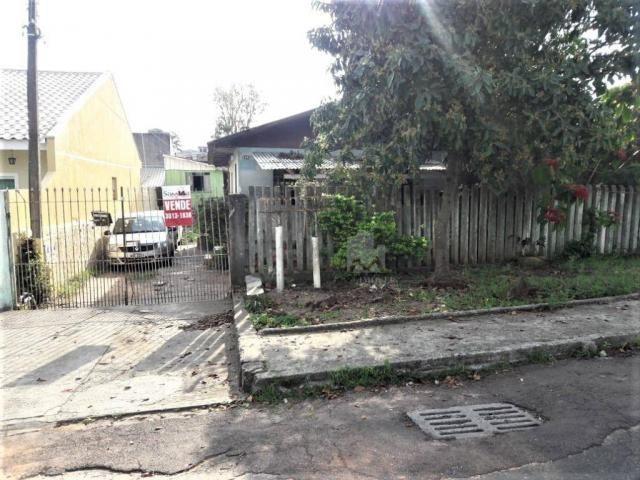 Terreno à venda, 440 m² por r$ 300.000,00 - pinheirinho - curitiba/pr