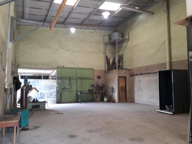 Barracão à venda, 160 m² por r$ 590.000,00 - umbará - curitiba/pr - Foto 9