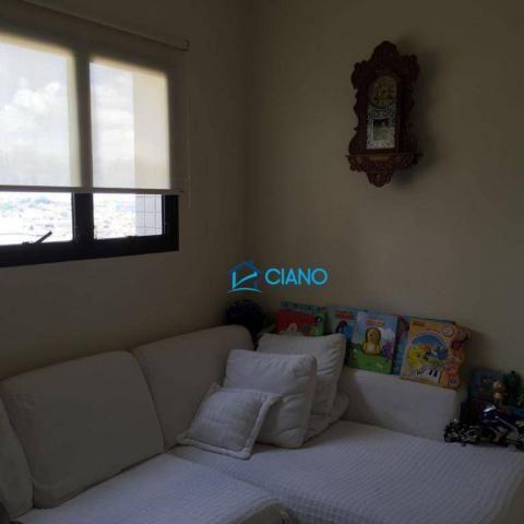 Apartamento com 4 dormitórios à venda, 187 m² por r$ 1.050.000,00 - anália franco - são pa - Foto 12