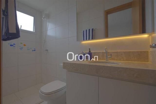 Apartamento com 3 dormitórios à venda, 118 m² por R$ 700.000,00 - Jardim Atlântico - Goiân - Foto 11