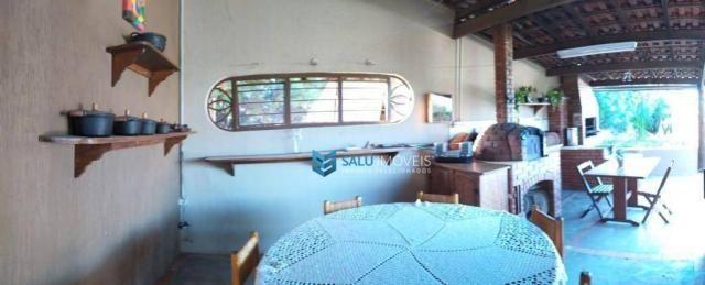 Casa com 3 dormitórios à venda, 170 m² por R$ 650.000,00 - Condomínio Saint Charbel - Araç - Foto 19