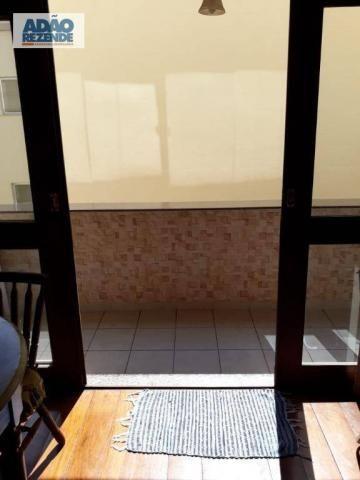 Apartamento com 1 dormitório à venda, 55 m² - Alto - Teresópolis/RJ - Foto 6