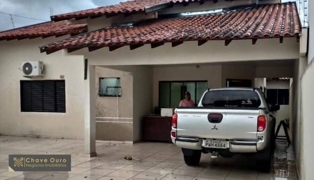 Casa com 1 Suíte + 1 Quarto em Cianorte PR