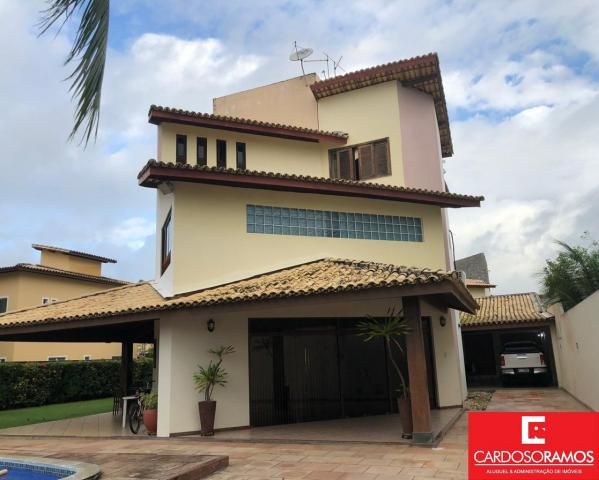 Casa à venda com 5 dormitórios em Stella maris, Salvador cod:CA00866 - Foto 2