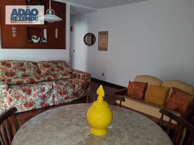 Apartamento com 1 dormitório à venda, 55 m² - Alto - Teresópolis/RJ - Foto 2