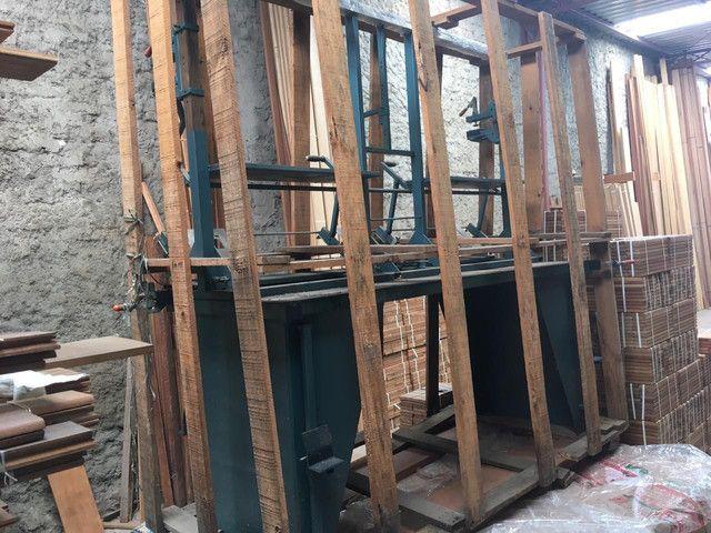 Máquina para montagem de portas ou kit pronto - Foto 6