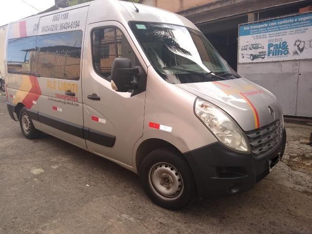 Van Renault Master 2014