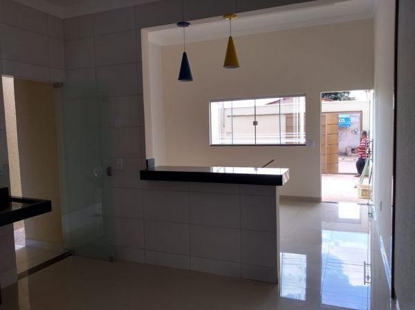 Casa com 2 quartos - Bairro Jardim Balneário Meia Ponte em Goiânia - Foto 3
