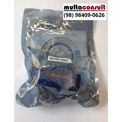 !Sucesso de vendas! Mini Scanner Diagnóstico Motor Carros Obd2 Bluetooth Android - scaner - Foto 7