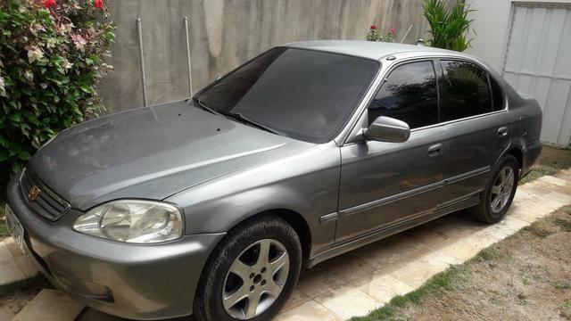 Honda Civic R$9.500 - Foto 11