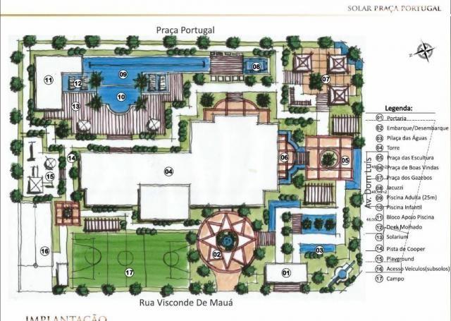 Apartamento com 4 dormitórios à venda, 400 m² - Meireles - Fortaleza/CE - Foto 10