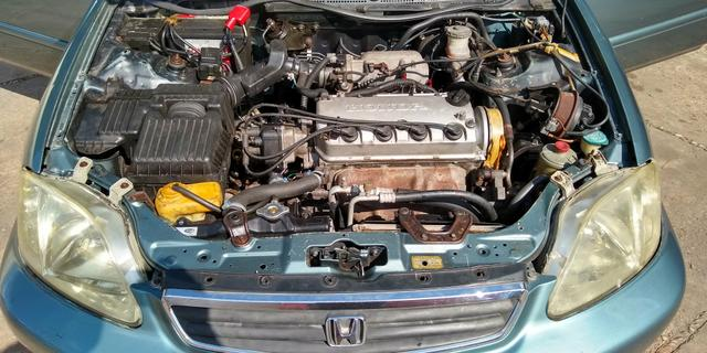 Civic 99 EX - Foto 6