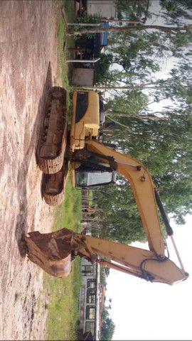 escavadeira 315 DL ano 2008     - Foto 6