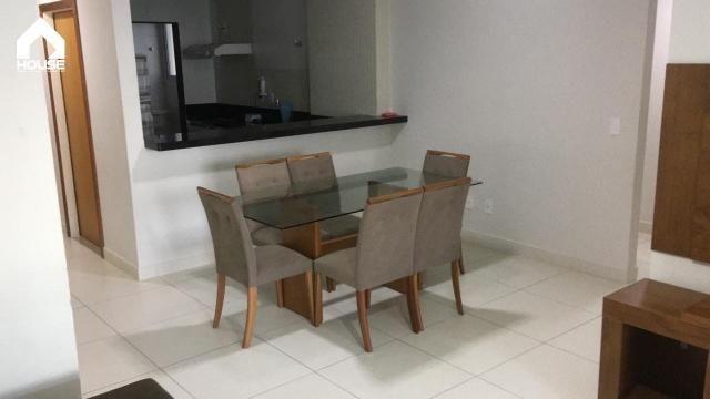 Apartamento para alugar com 3 dormitórios em Praia do morro, Guarapari cod:H4925 - Foto 3