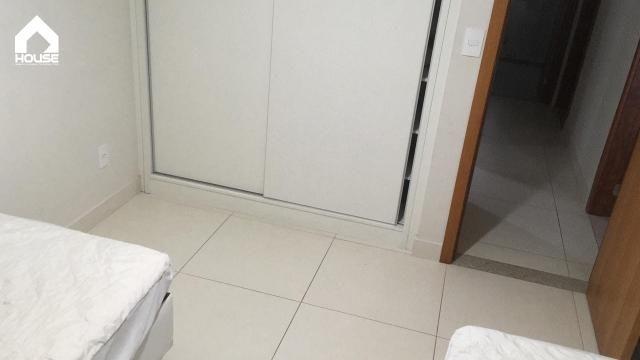 Apartamento para alugar com 3 dormitórios em Praia do morro, Guarapari cod:H4925 - Foto 16