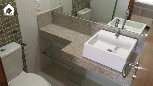 Apartamento para alugar com 3 dormitórios em Praia do morro, Guarapari cod:H4925 - Foto 19