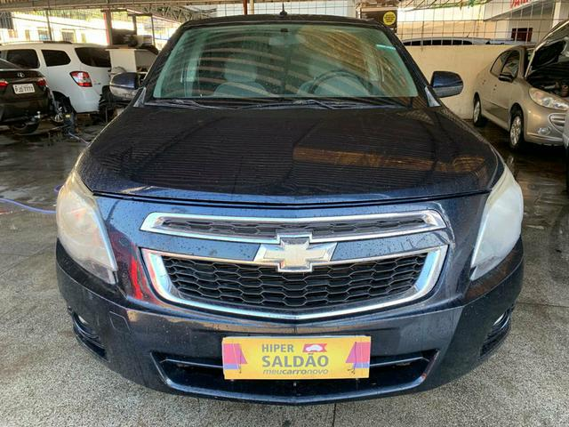 Chevrolet Cobalt LT - 2013 - Gnv - Oportunidade - Foto 2