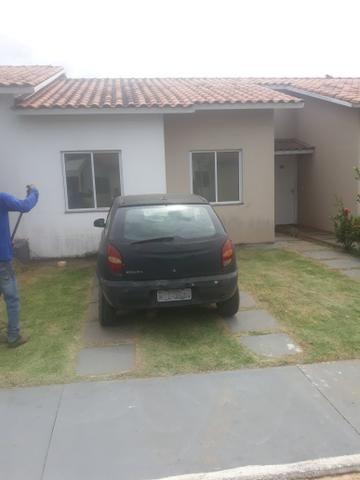 Alugo uma casa no Bairro Gardenia R$ 620,00 ( não paga condomínio)