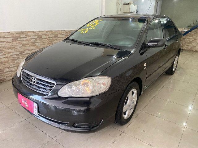 Toyota Corolla XEI Automatico + Couro 2005 - Foto 3